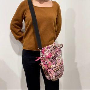 Vera Bradley Floral Paisley Laptop Bag